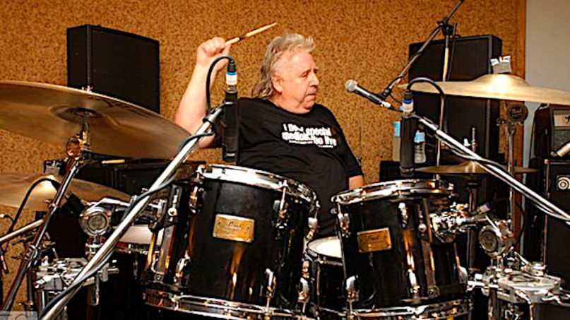 R I P Lee Kerslake Drummer For Ozzy Osbourne And Uriah Heep Dies Consequence Of Sound