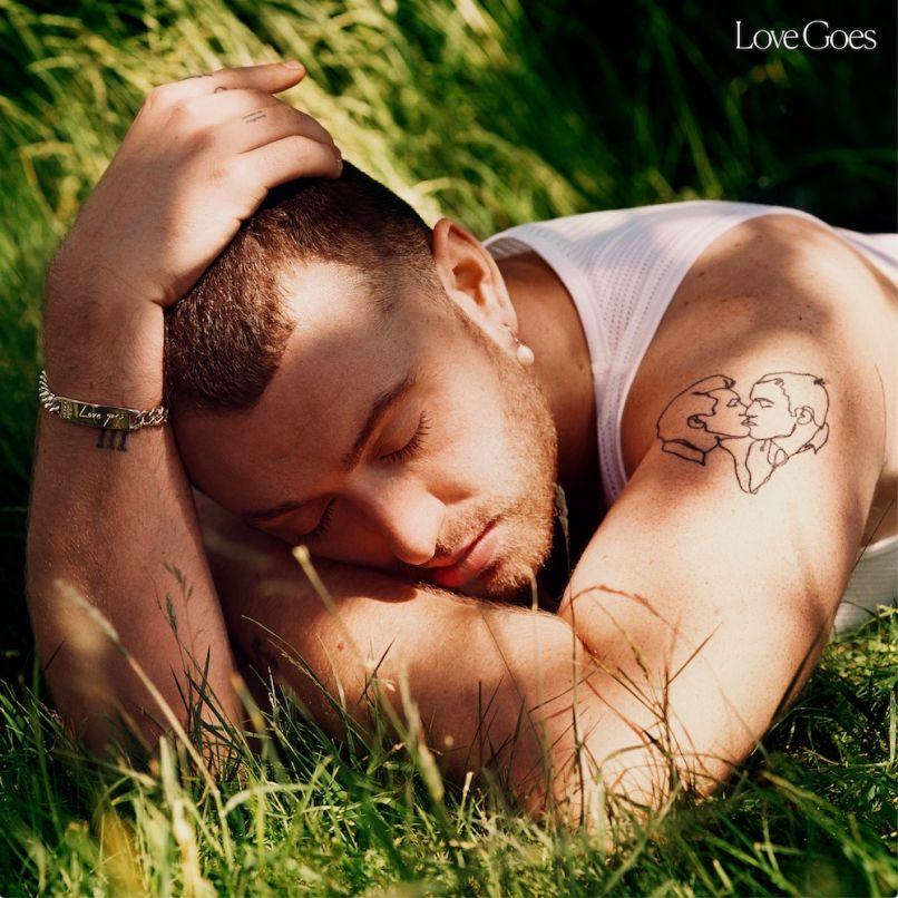 Love Goes by Sam Smith album artwork cover art