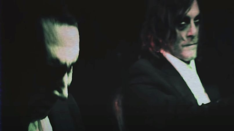 Marilyn Manson and Norman Reedus music video