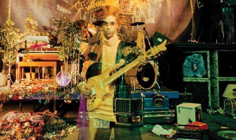 "Prince Estate Shares New Song ""I Need A Man"""