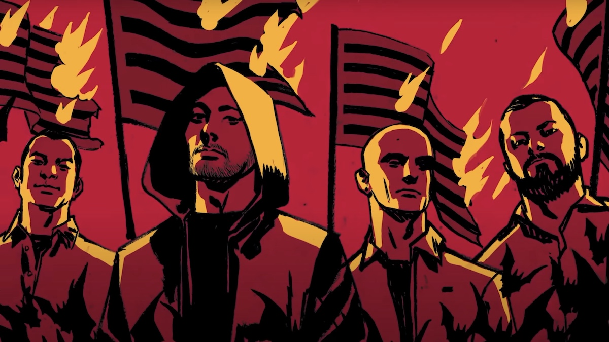"""Rise Against unveil new song """"Broken Dreams, Inc."""" from Dark Nights: Death Metal soundtrack: Stream"""