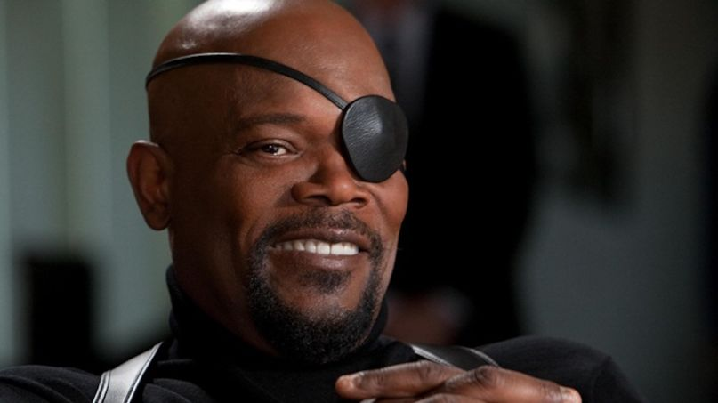 Samuel L. Jackson Nick Fury series Disney+ tv show