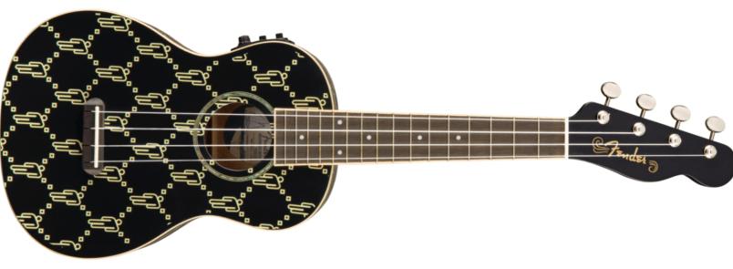 Screen Shot 2020 08 12 at 11.27.11 AM e1599514268305 Fender Announces New Billie Eilish Signature Ukulele