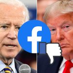 joe biden donald trump facebook presidential election 2020 political ads crackdown rules