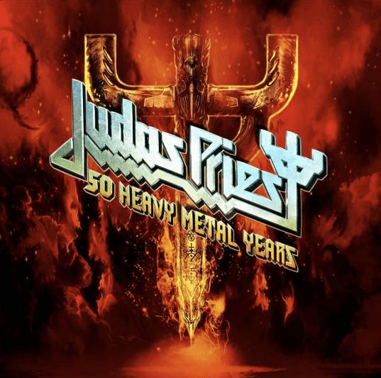 Judas Priest Book Cover