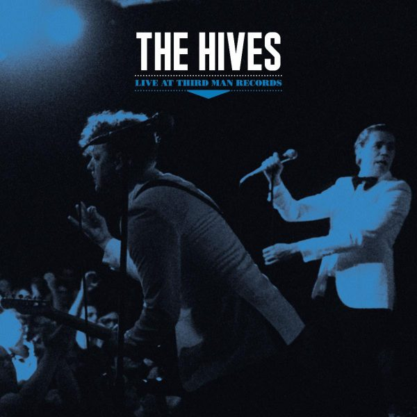 The Hives Live at Third Man Records