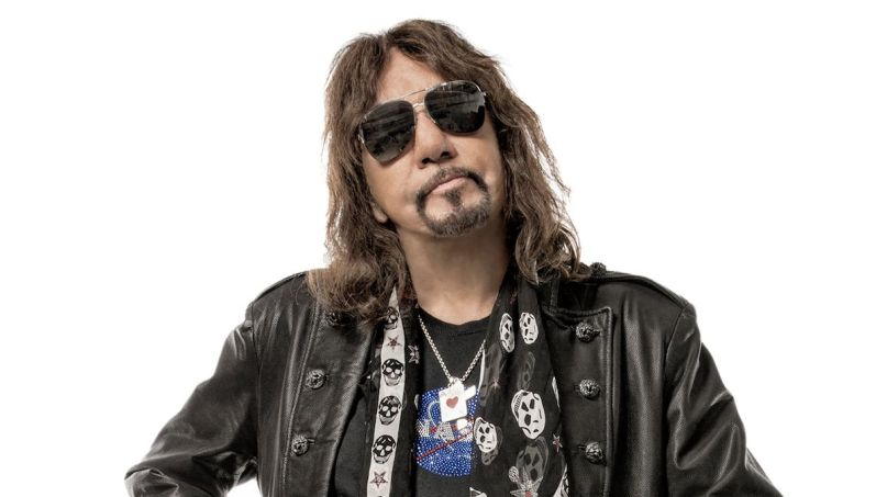Ace Frehley Beatles Cover