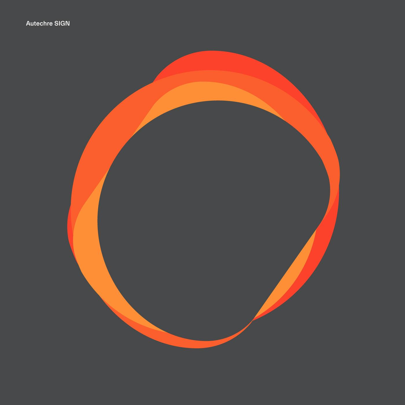 autechre SIGN new album art cover Electronic Music Duo Autechre Announce New Album SIGN