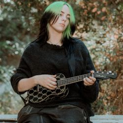 Billie Eilish Made This Instrument Just for Her Fans