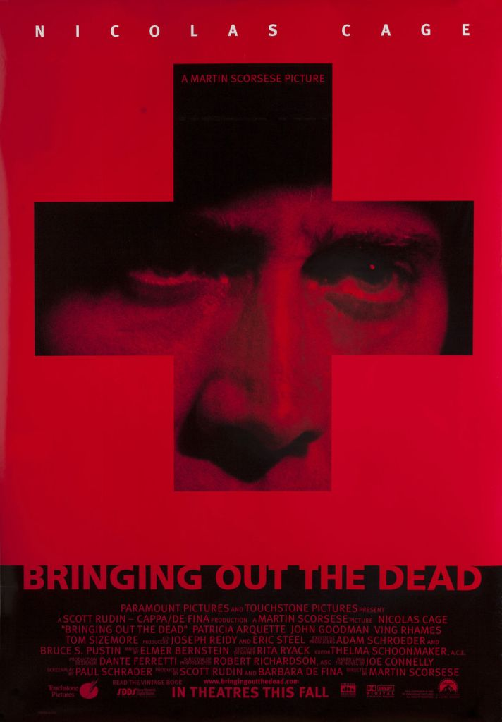 bringing out the dead md web Ranking: Every Martin Scorsese Film from Worst to Best
