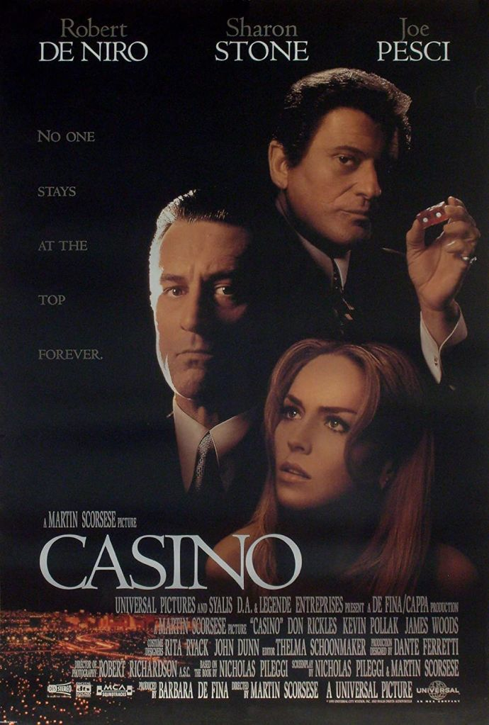 casino Ranking: Every Martin Scorsese Film from Worst to Best