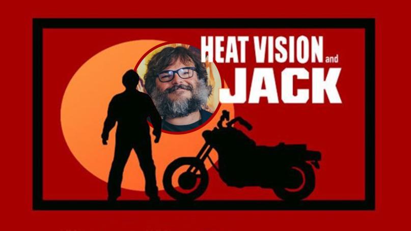 jack black heat wave and jack table read benefit