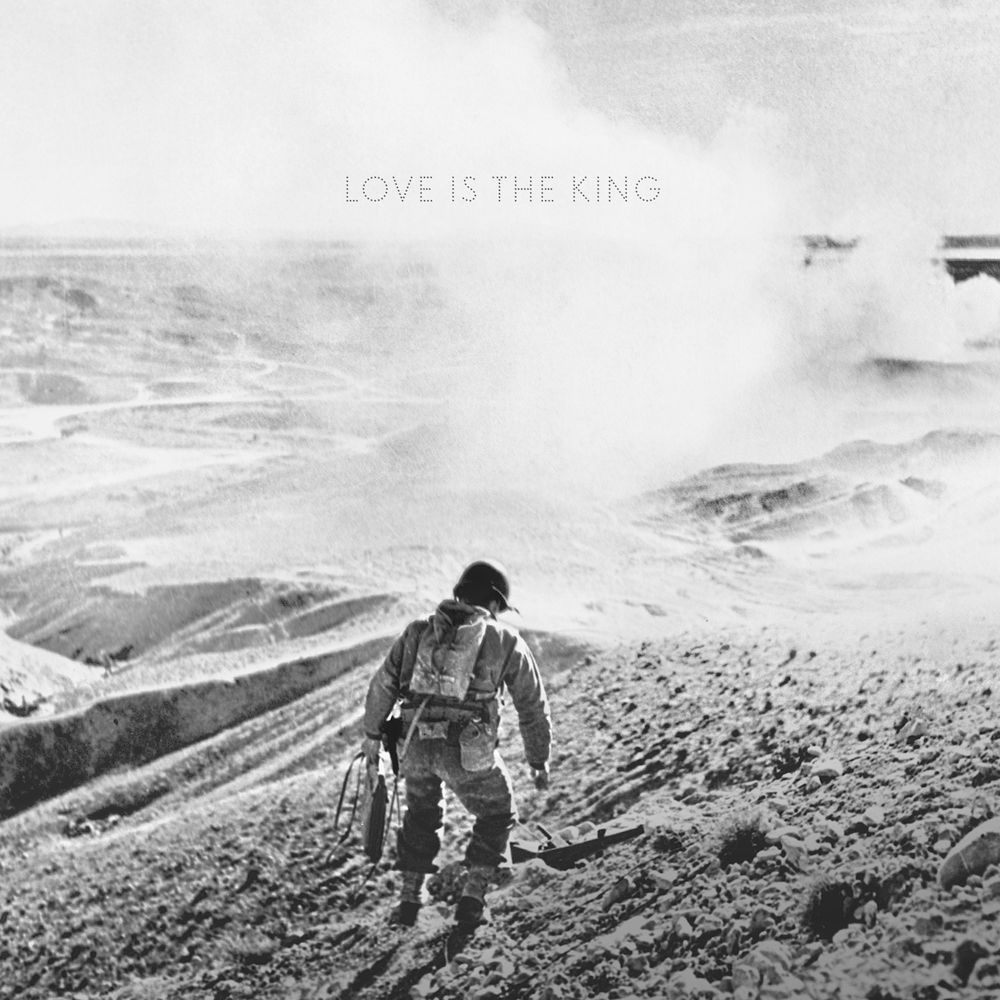 jeff tweedy love is king album cover art Jeff Tweedy Announces New Solo Album Love is The King, Shares Two Early Singles: Stream