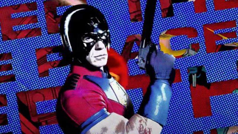 john cena peacemaker suicide squad hbo max series who