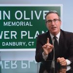 john oliver last week tonight danbury connecticut sewage plant charity