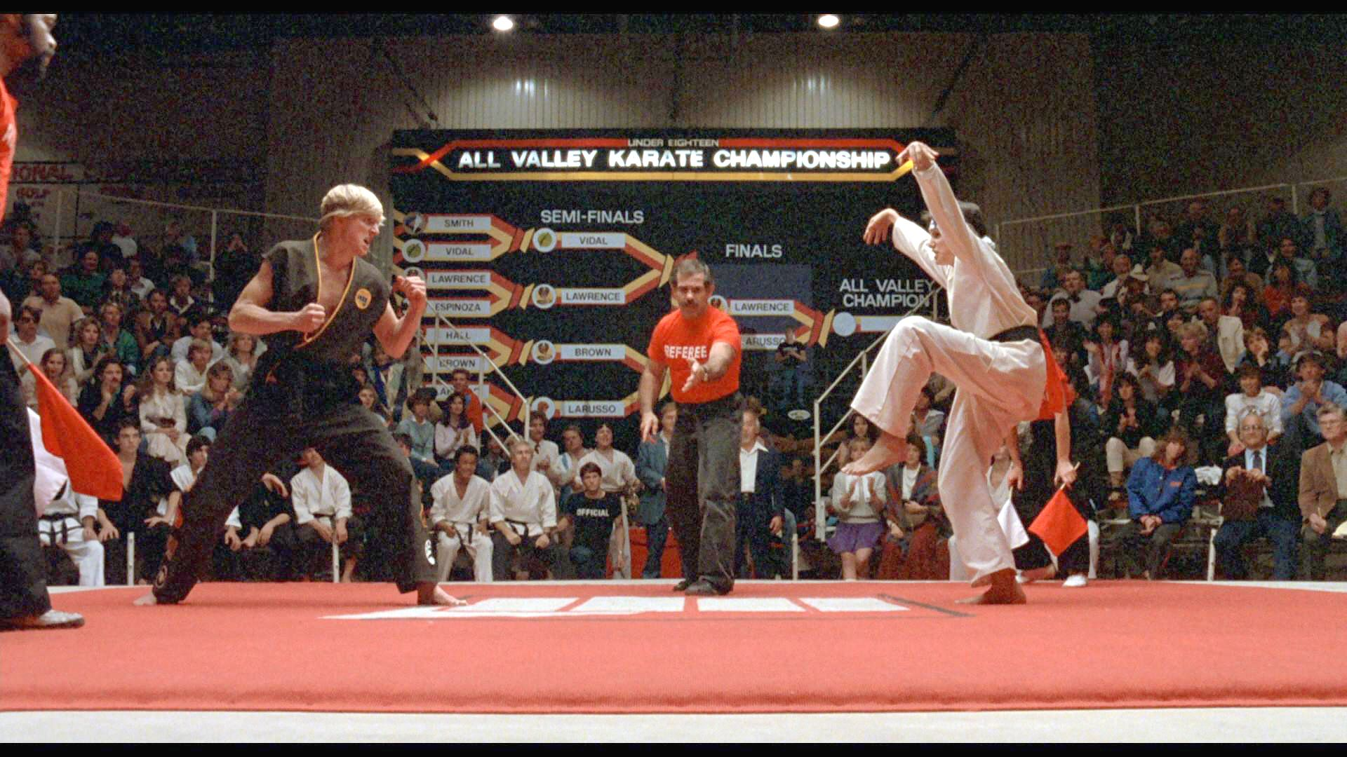 Cobra Kai Lessons
