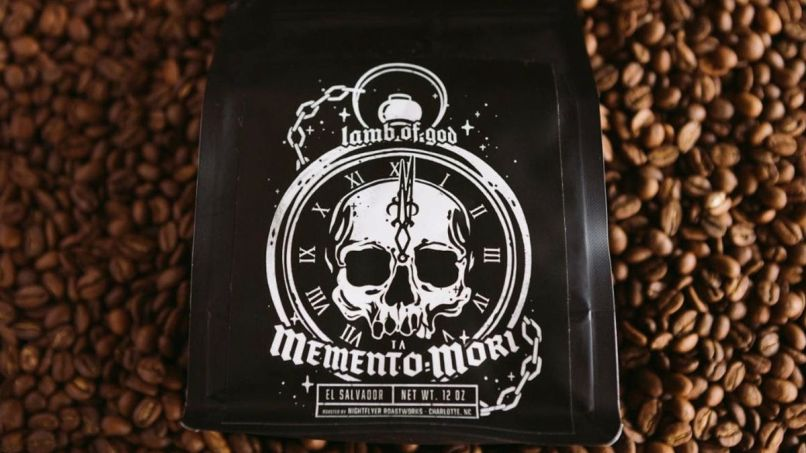 Lamb of God's 'Memento Mori' Small Batch Single Origin Coffee