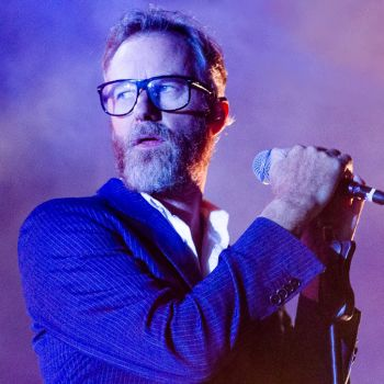 """The National's Matt Berninger on the 2020 Election: """"I Think Biden and Harris Are a Good Ticket"""""""