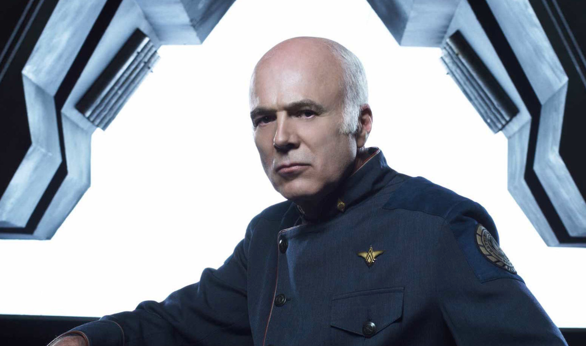 Fans raise money for Battlestar Galactic's Michael Hogan following serious brain injury