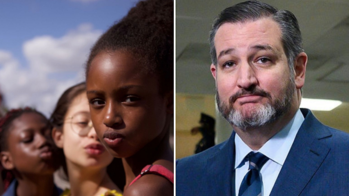 Ted Cruz asks Department of Justice to investigate Netflix's Cuties for child pornography