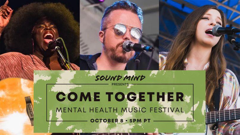 sound mind come together mental health music festival jason isbell jade bird yola