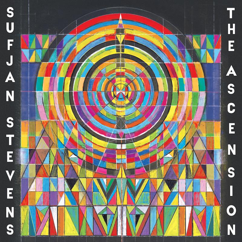 sufjan stevens the ascension album cover artwork