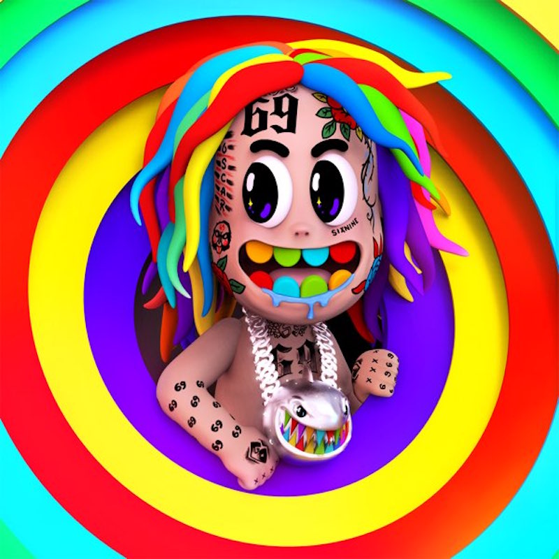 tattletales teskahi artwork album cover Tekashi 6ix9ine Drops New Album TattleTales: Stream