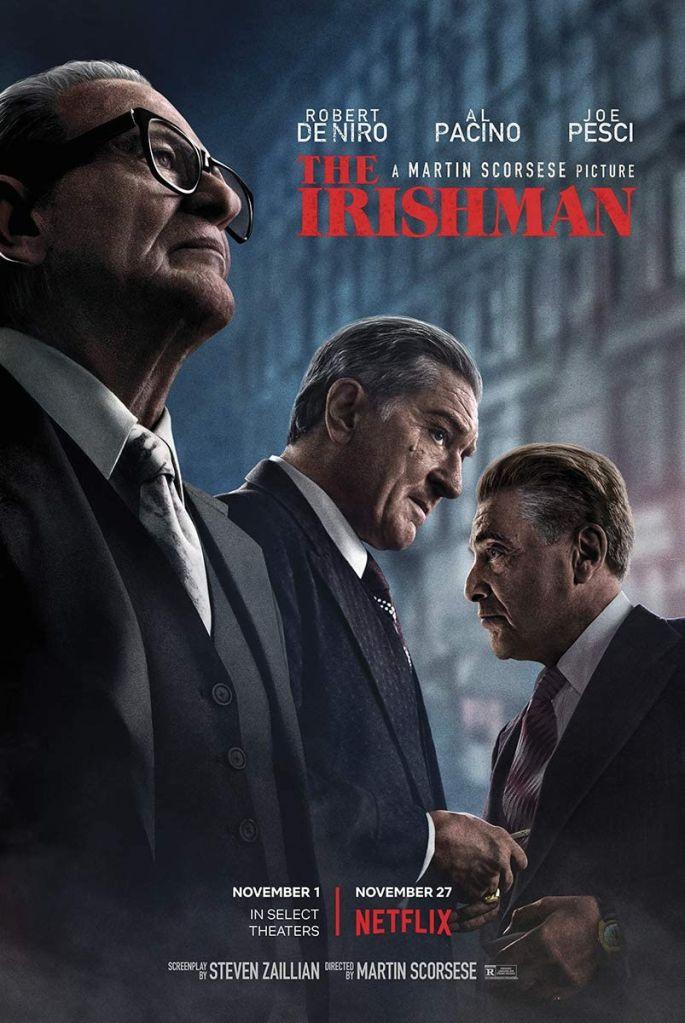 the irishman Ranking: Every Martin Scorsese Film from Worst to Best