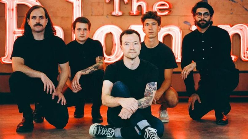 Touche Amore New Song