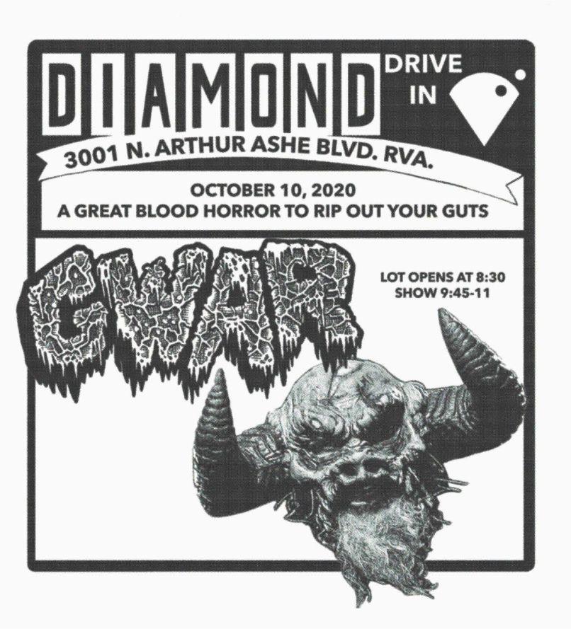 GWAR Drive-in