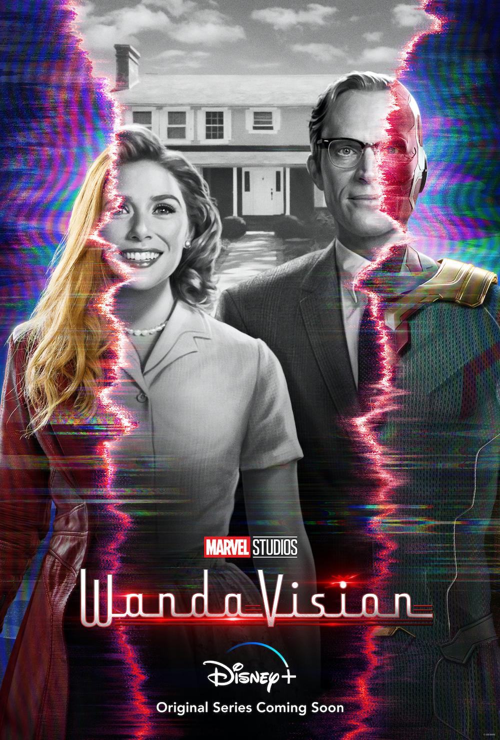 wandavision trailer tv disney marvel Suburban Secrets Lurk in the First Trailer for WandaVision: Watch