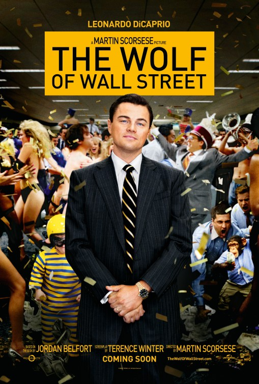 wolf of wall street ver3 Ranking: Every Martin Scorsese Film from Worst to Best