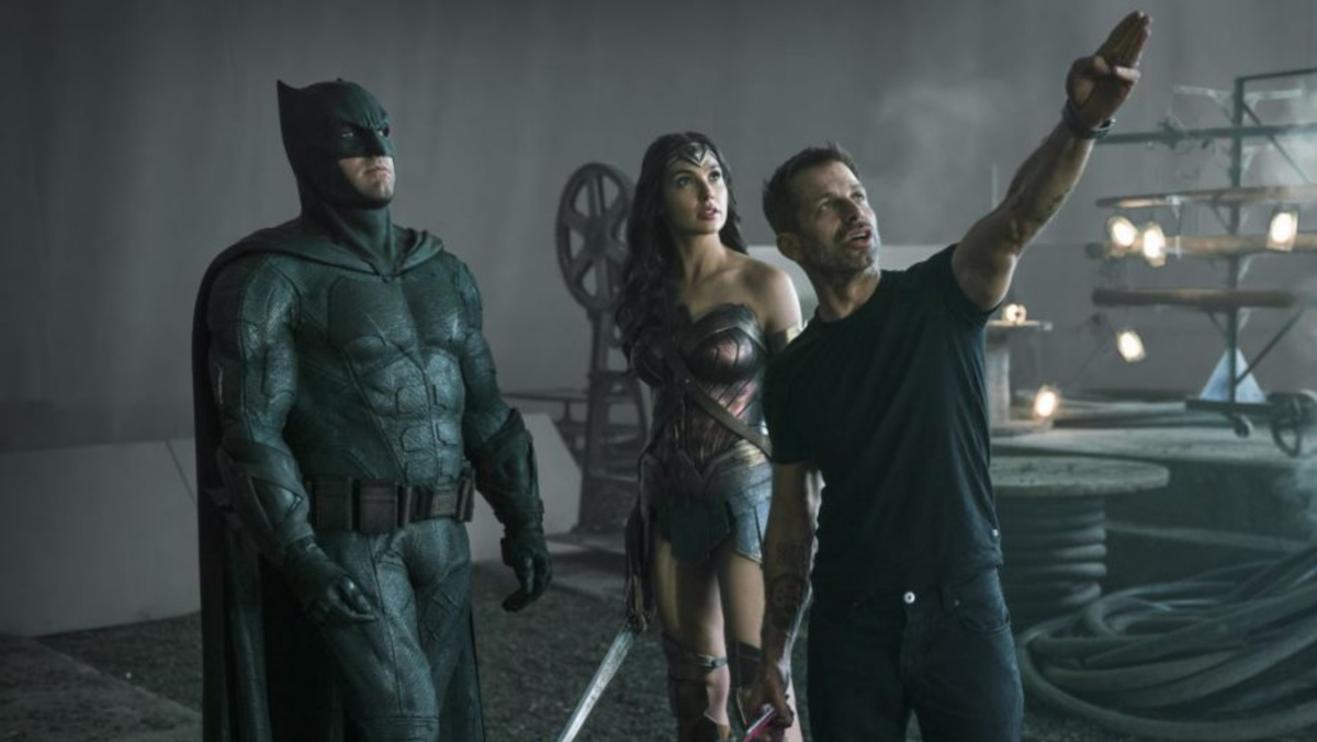 Zack Snyder To Shoot New Justice League Scenes In October Report Consequence Of Sound