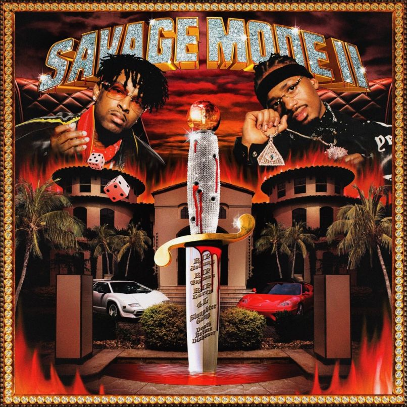 21 Savage and Metro Boomin savage mode 2