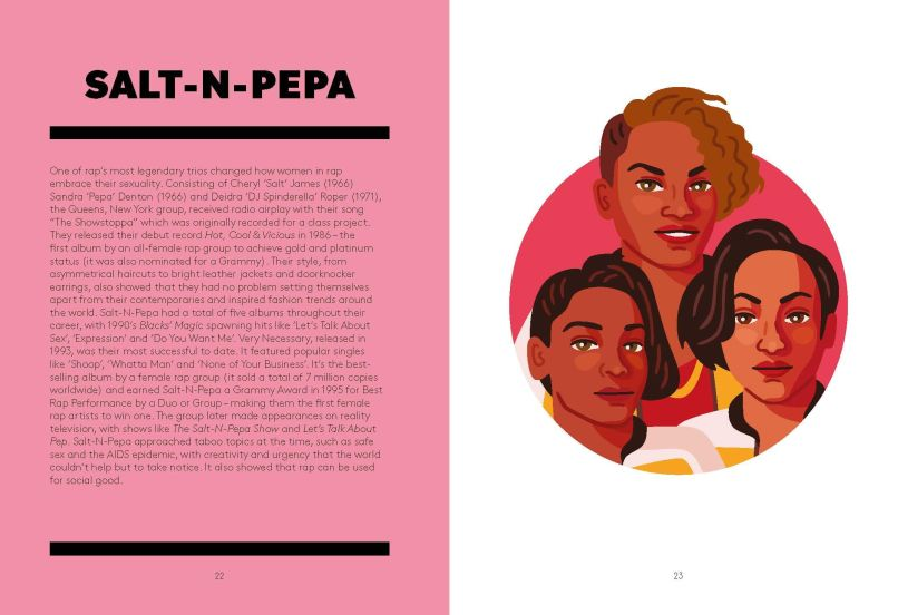 50 Rappers Who Changed the World - Salt n Pepa