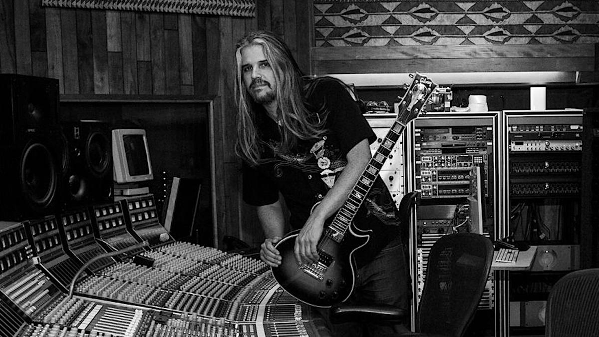 Adam Jones unveils signature Les Paul guitar and new music featuring Tool bandmates: Stream