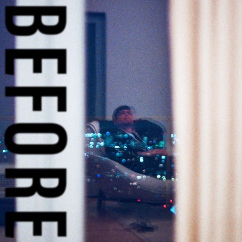 Before EP by James Blake album artwork cover art