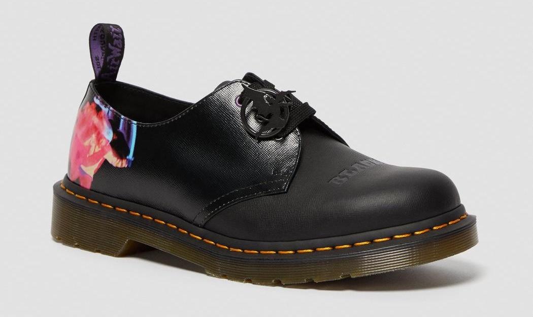 Black Sabbath Doc Martens shoe