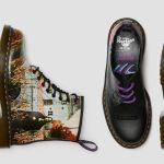Dr. Martens x Black Sabbath Shoes