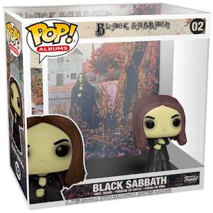 Black Sabbath Funko