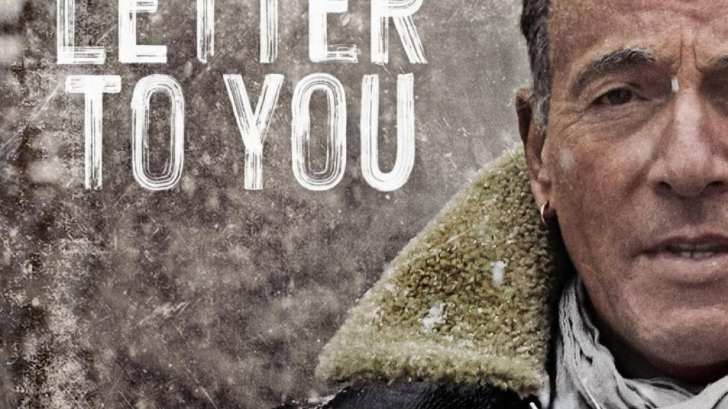 Bruce Springsteen Letter to You artwork Bruce Springsteens Letter to You Boldly Looks to the Future: Review