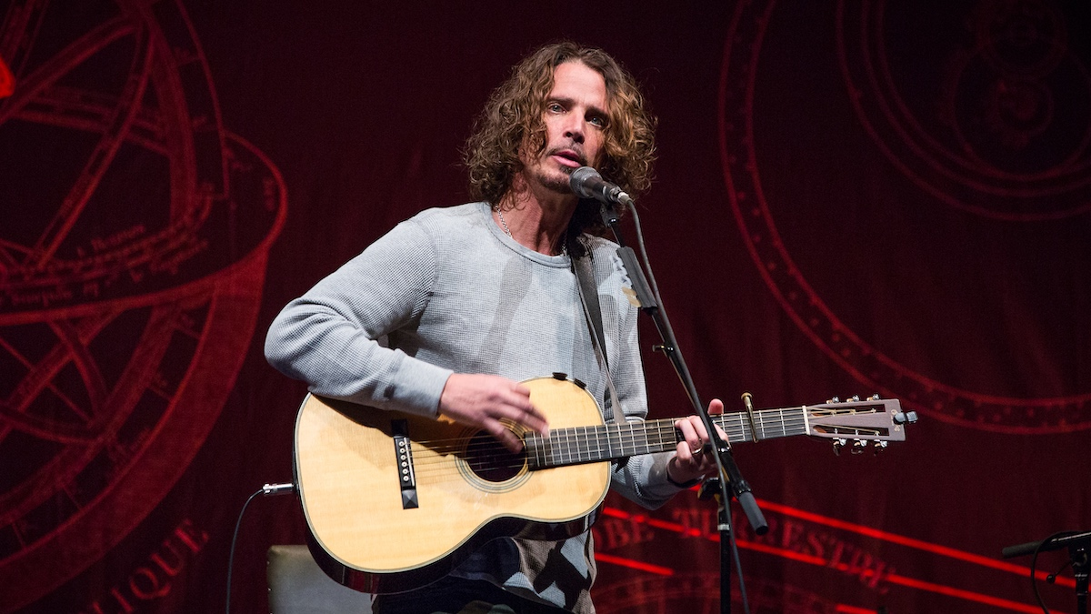"""Chris Cornell's cover of Guns N' Roses' """"Patience"""" hits No. 1 on Mainstream Rock chart"""