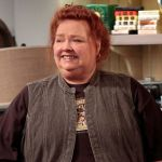 Conchata Ferrell in Two and a Half Men
