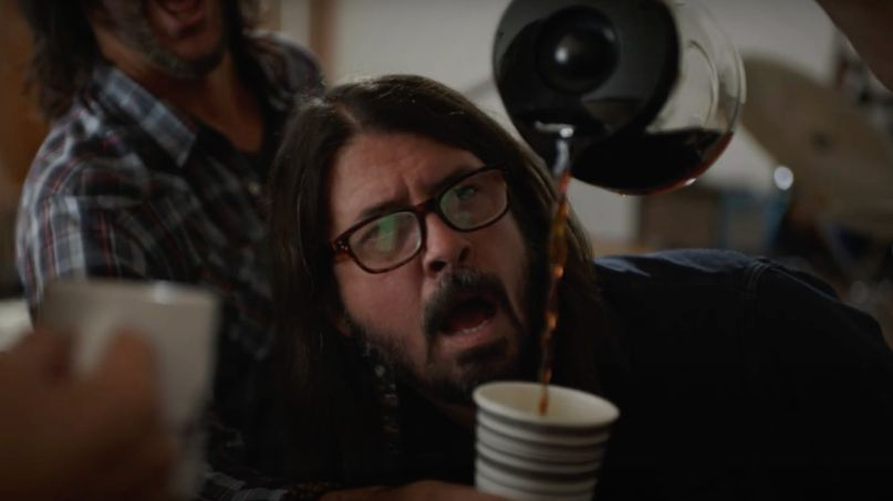 Dave Grohl for FreshPotix