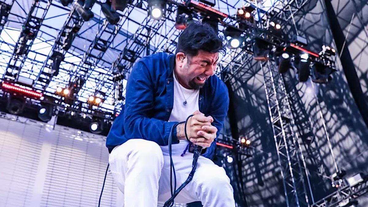 Chino Moreno reveals his favorite Deftones album