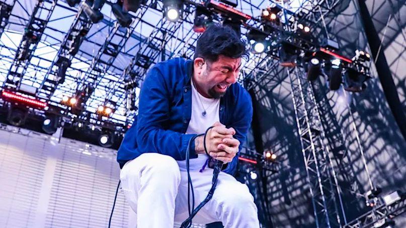 Chino Moreno favorite Deftones album