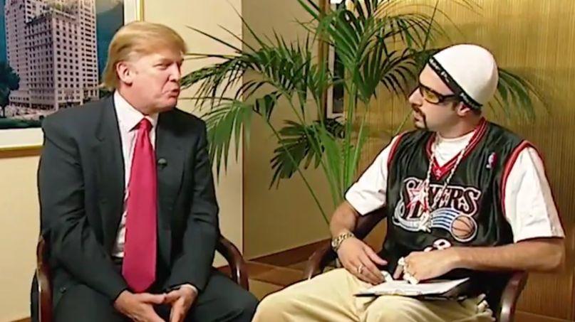 Donald Trump on Da Ali G Show in 2003