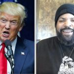 Ice Cube Donald Trump supporter Platinum Plan work together