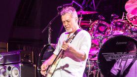 Eddie Van Halen wife tributes