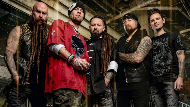 Five Finger Death Punch Anti-Maskers?